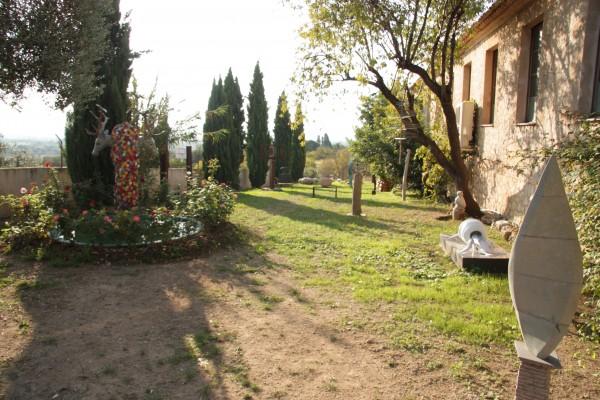 Palmyra Sculture Garden