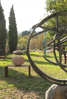 Visit our Sculpture Garden